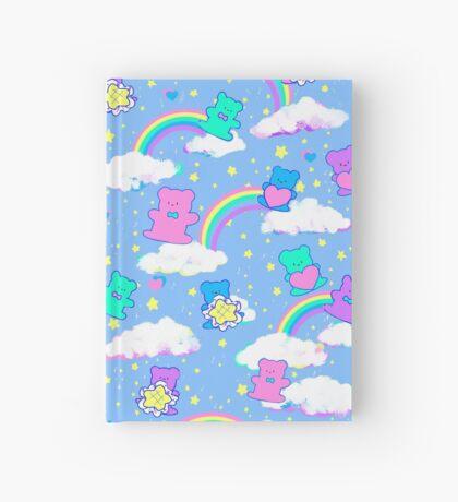 Rainbow Bears Hardcover Journal