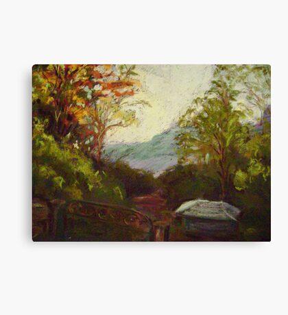 Leura - dusk Canvas Print