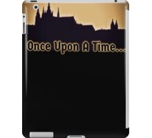 Once.... iPad Case/Skin