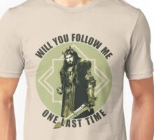 Will You Follow Me Unisex T-Shirt
