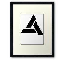 AC Abstergo Framed Print