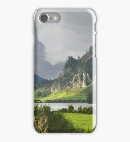 Earth, somewhere near the middle iPhone Case/Skin