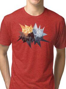 BATTLEFIELD 1 Polygon FRACTURED Tri-blend T-Shirt