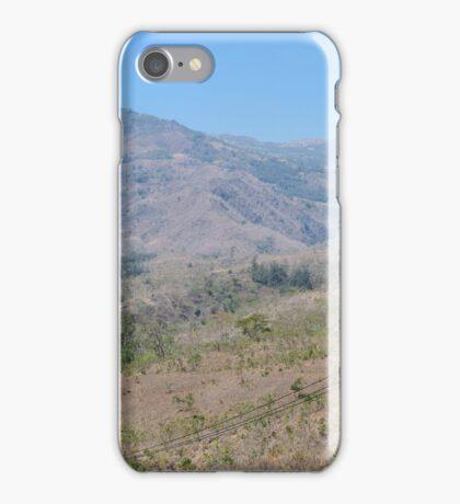 Timor Leste Highlands iPhone Case/Skin