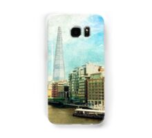 The Shard and The Thames - London Samsung Galaxy Case/Skin