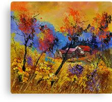 Autumn 8841 Canvas Print