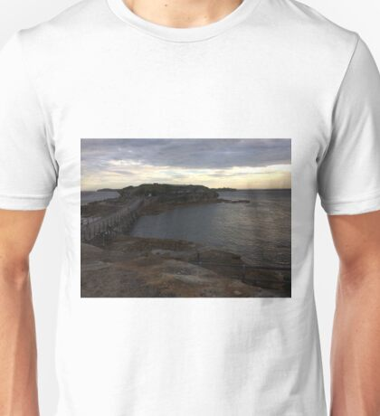 Beautiful gloomy day at La Perouse, Sydney, Australia  Unisex T-Shirt