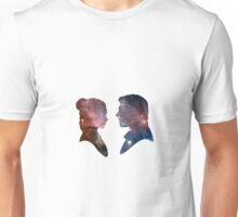 Han and Leia - Galaxy Unisex T-Shirt