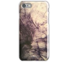 ink in water #15 iPhone Case/Skin