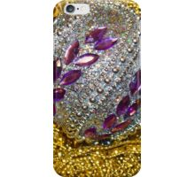 Beautiful Xmas ball iPhone Case/Skin