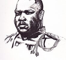 MARCUS GARVEY by droquemore77