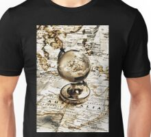 Old fashioned globe Unisex T-Shirt