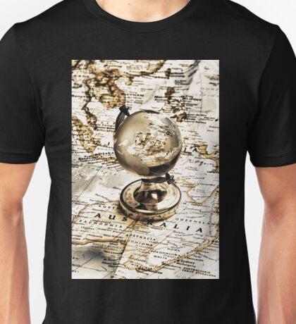 Old fashioned globe Unisex T-Shirt