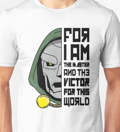MASTER VON 3 Unisex T-Shirt