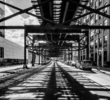 Queens Plaza (2014) by Andy Parker