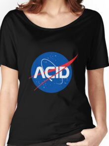 Acid Space Women's Relaxed Fit T-Shirt