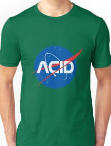 Acid Space Unisex T-Shirt