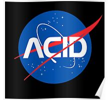 Acid Space Poster