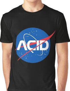 Acid Space Graphic T-Shirt