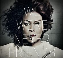 We were never friends- oitnb by Tadamn