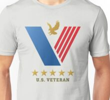 U.S. VETERAN....thank you for your service! Unisex T-Shirt