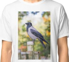 Hooded Crow Classic T-Shirt