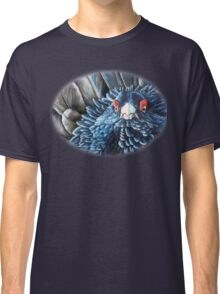Scottish Capercaillie Original Acrylic Painting by Jane Green Classic T-Shirt