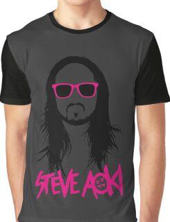Steve Aoki Graphic T-Shirt
