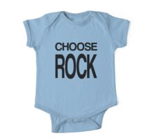 Choose life rock One Piece - Short Sleeve