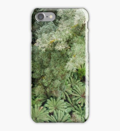 Rainforest Overview iPhone Case/Skin