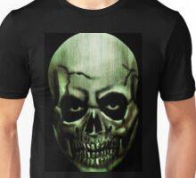 Skull of horror Unisex T-Shirt