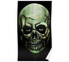 Skull of horror Poster