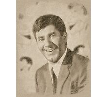 Jerry Lewis, Actor and Comedian Photographic Print