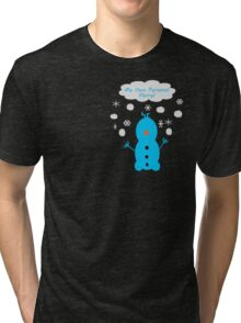 My Own Personal Flurry Tri-blend T-Shirt