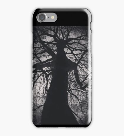 Mister Tree iPhone Case/Skin