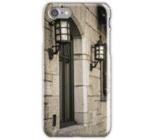The Stone Walls Walk  iPhone Case/Skin