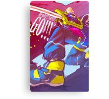 Kingdom Hearts III: Mega Hype Canvas Print