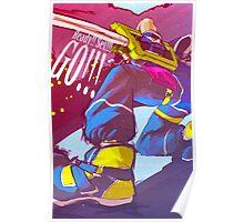 Kingdom Hearts III: Mega Hype Poster