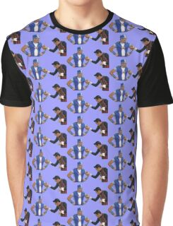 HE TOUCH Graphic T-Shirt
