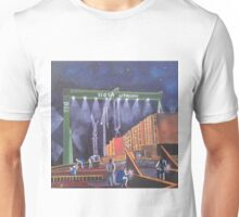Port Glasgow, Nightshift at the Yards Unisex T-Shirt