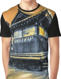 Winter Side House Blues Graphic T-Shirt