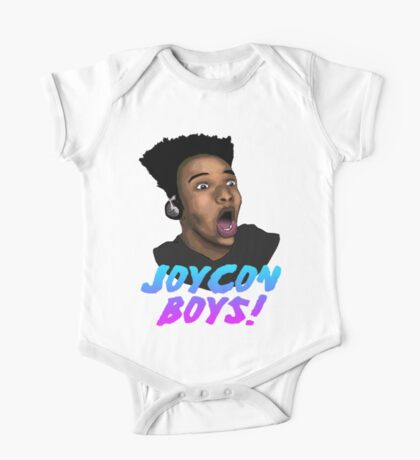 Joycon Boys! - Etika One Piece - Short Sleeve