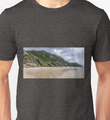 Rocks of Maghera Beach - Ireland #16 Unisex T-Shirt