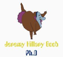 jeremy hillary boob by abibennett29