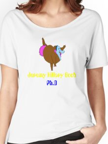 jeremy hillary boob Women's Relaxed Fit T-Shirt
