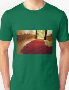 Steep Red Unisex T-Shirt