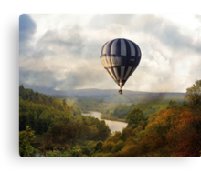Son of Evening. Canvas Print