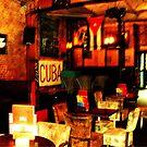 Cuba Bar by Suzanne German