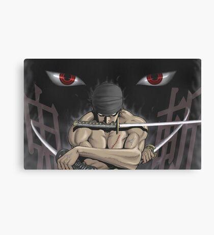 Zorro Canvas Print