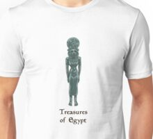 Lapis lazuli goddess Sekhmet - treasures of Egypt Unisex T-Shirt